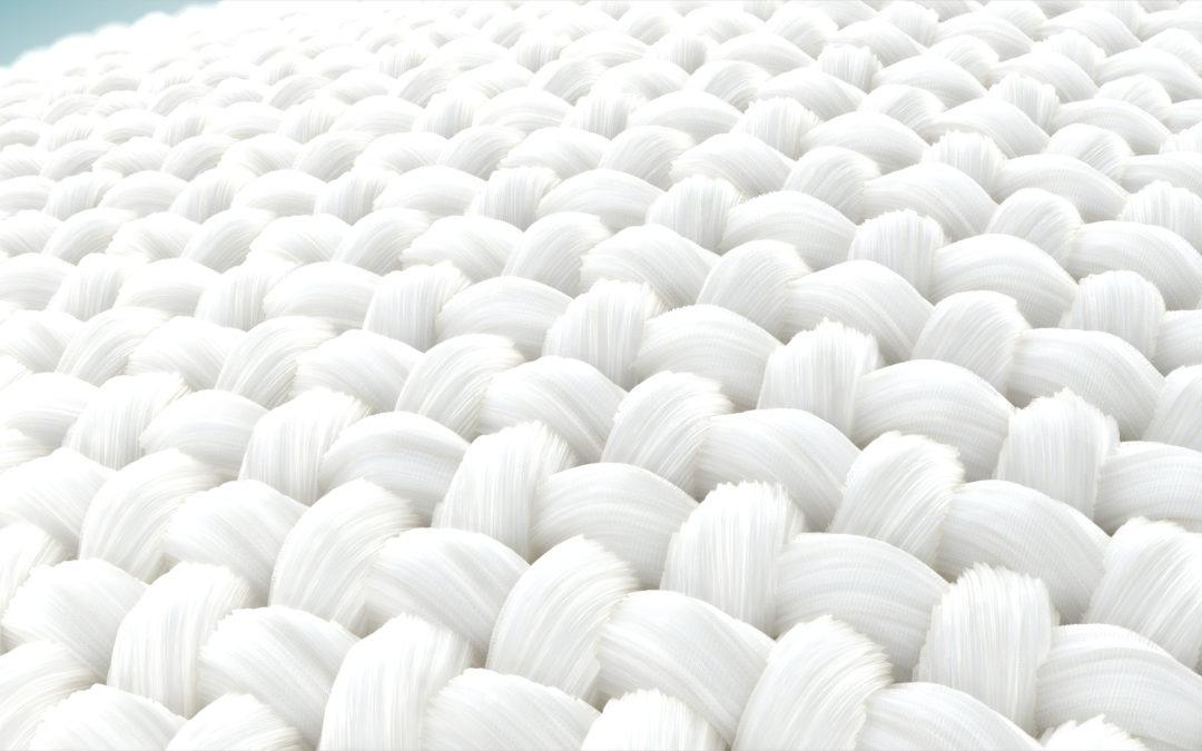 Bakteriobójcze ikolorowe wyroby włókiennicze